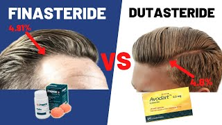 Dutasteride Vs Finasteride Which Is Better For Your Hair Growth Youtube