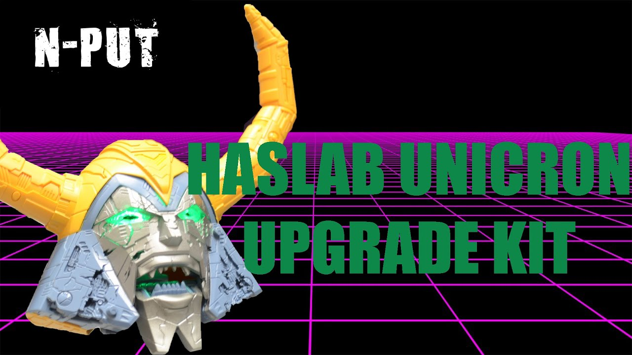 Haslab Unicron L.E.D. Upgrade Kit from 3DEmporium