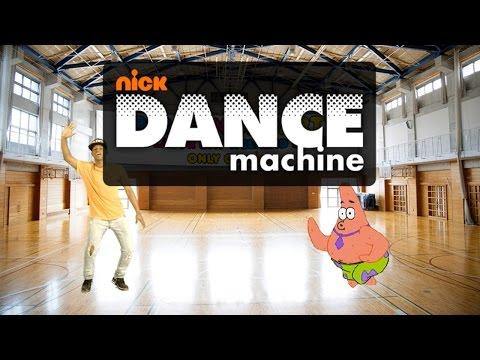 Nick Dance Machine - Do The Patrick Dance (Gameplay, Playthrough)