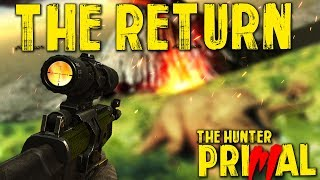 The Hunter Primal | THE RETURN TO PRIMAL EDEN!!