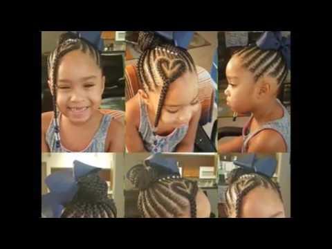 Braids and Little Girls Nice hair Styles