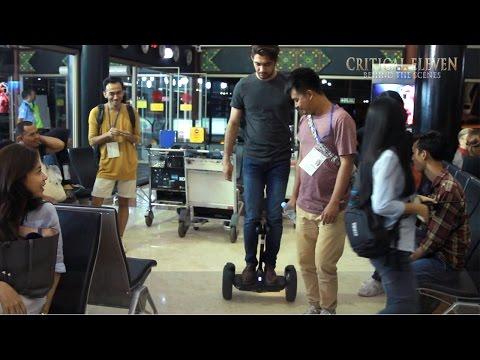 CRITICAL ELEVEN 'REZA RAHADIAN sebagai ALE' Part 2