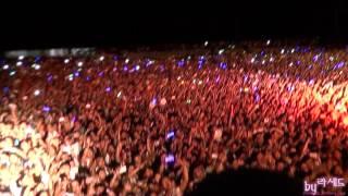 120819 Eminem Seoul Tour lose yourself Fancam.avi
