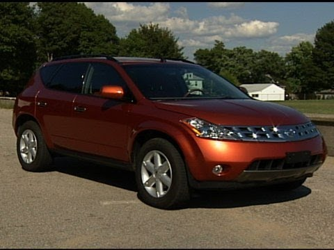 2003 2007 Nissan Murano Pre Owned Vehicle Review Wheelstv