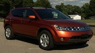 2003-2007 Nissan Murano Pre-Owned Vehicle Review - WheelsTV