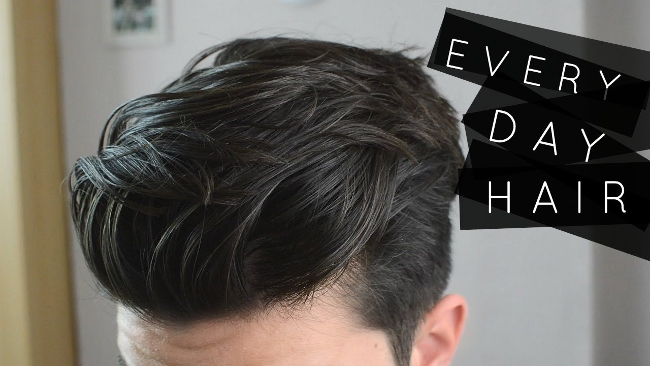 Mens Hairstyle 2017 Cool Quiff Hairstyle Short Hairstyles For Men