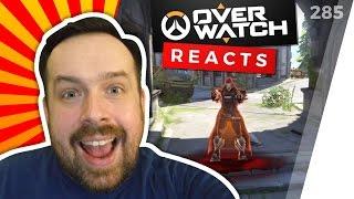 Reaction: Instalok - Reapin' [Overwatch Song] (twenty one pilots: Heathens PARODY)