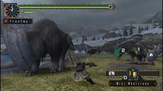 PPSSPP Emulator 0.9.6.2   Monster Hunter Freedom 2 [1080p HD]   Sony PSP