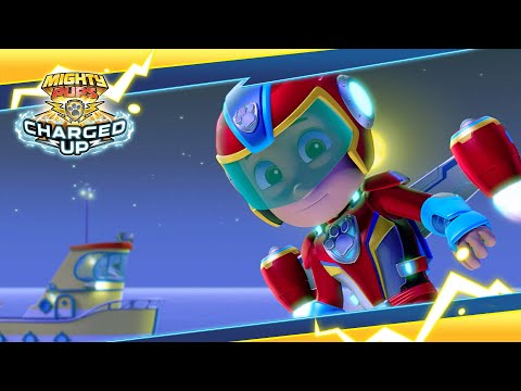Mighty Pups Charged Up: Pups Save a Super-Powered Puplantis | PAW Patrol Official & Friends