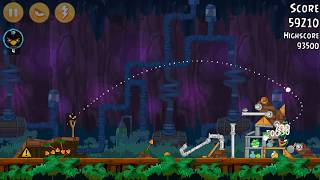 Angry Birds: Short Fuse - level 26-15 HD walkthrough 2017 | android