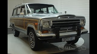 Jeep Grand Wagoneer 1991-VIDEO- www.ERclassics.com
