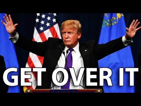 Donald Trump Won The Electoral College, Get Over It!