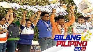 Mga senatorial candidate, tuloy sa panunuyo ng mga botante
