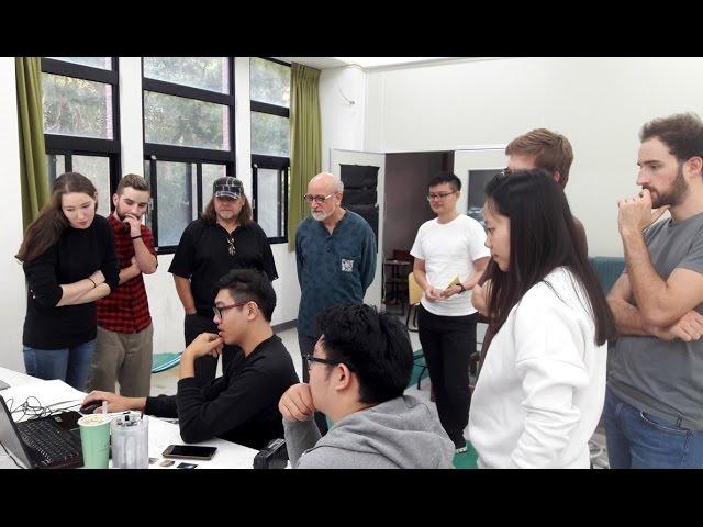 大葉大學攜手德國大學  舉辦國際交流設計工作營