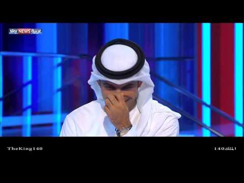 présentateur arab mort de rire en plein journal hhhhhhhh