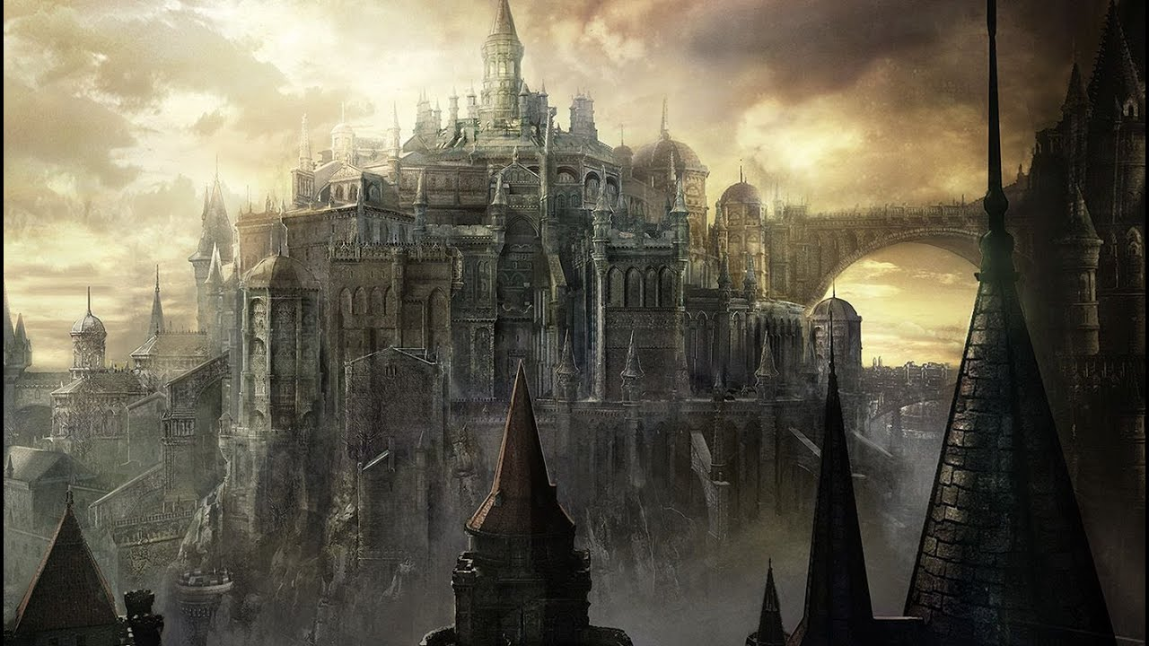 Image result for anor londo art