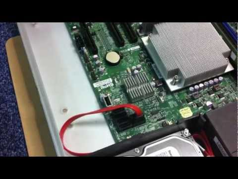 Repeat Supermicro X9DRL-iF / X9DRL-3F Reboot Loop, No Post