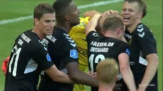F.C. København - AC Horsens (16-7-2018)