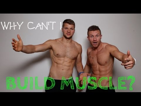 Why Cant I Build Muscle 102