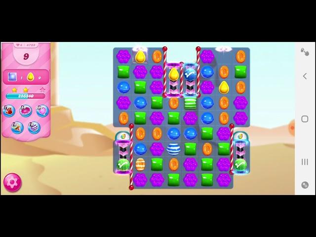 Candy Crush Saga niveau 4768