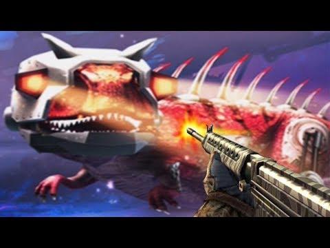 METAL CARNOTAURUS - Dino Hunter Deadly Shores