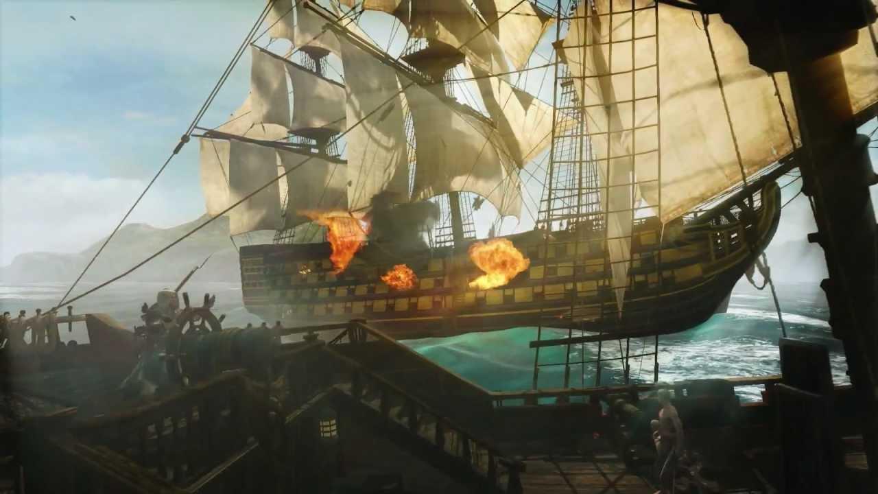 Assassin's Creed 4 Black Flag - Gameplay [Español]