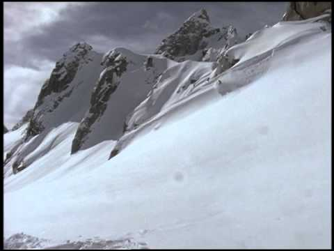 Heli Skiing in the Himalayas, India by Warren Miller