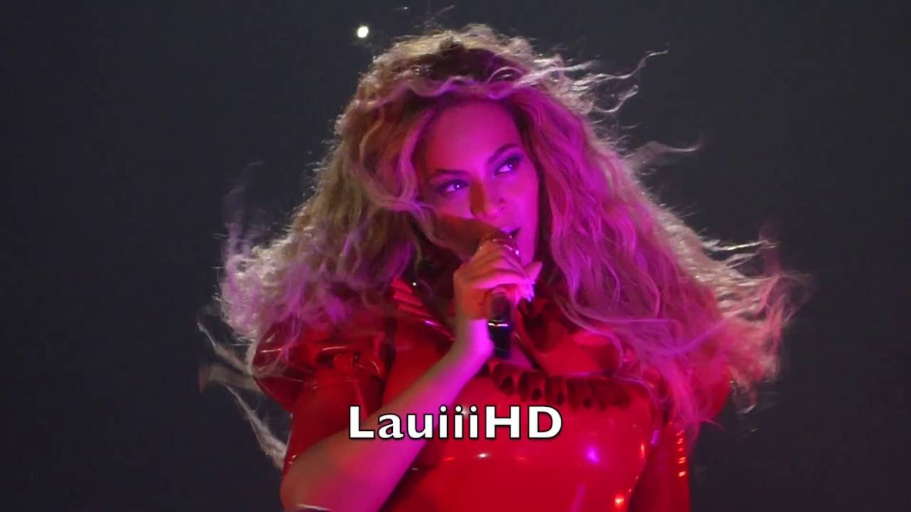 Beyonce - Bootylicious  Naughty Girl - Live In Stockholm -4949