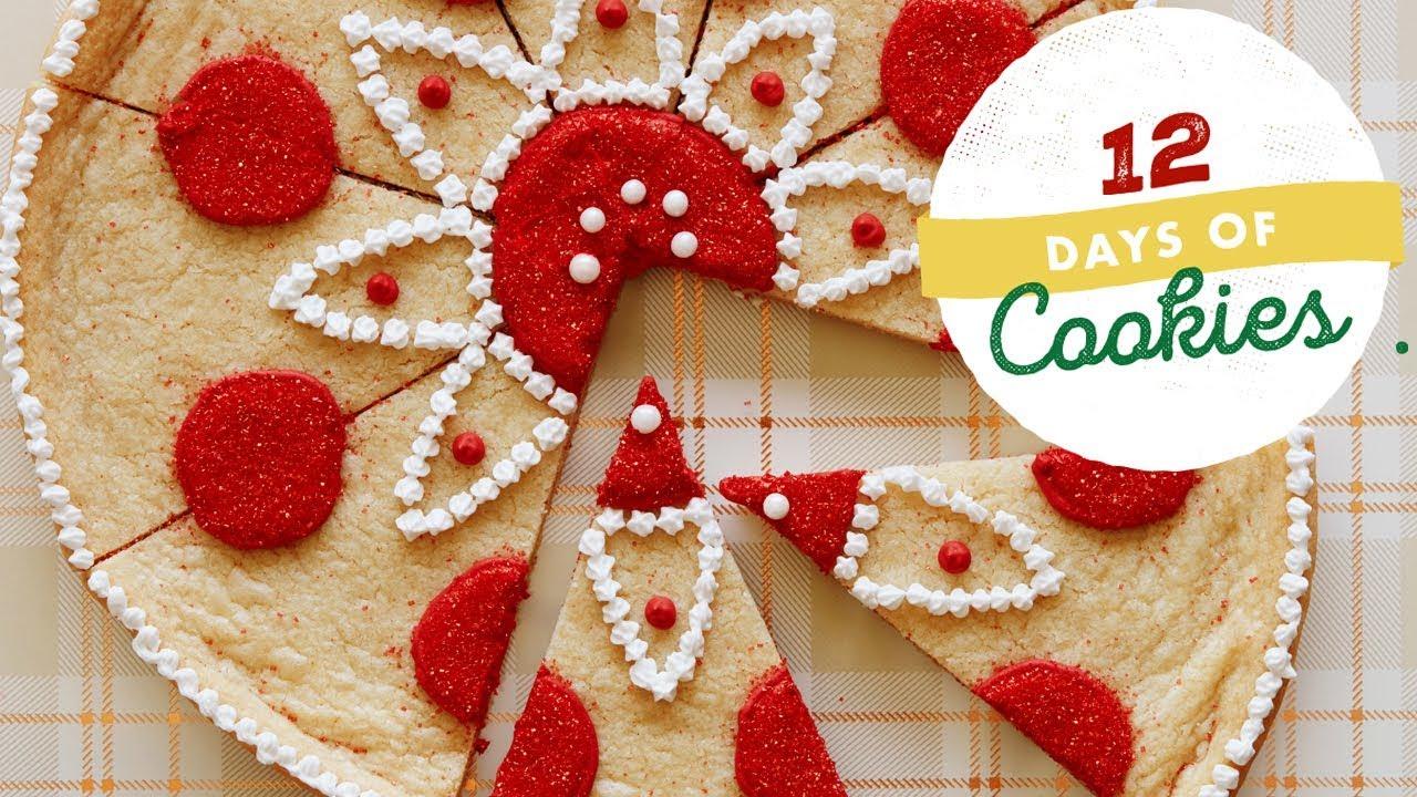 Santa Skillet Cookies Food Network