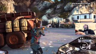 JUST CAUSE 3 - FIRST 30 MINUTES GAMEPLAY