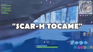 HOW TO GET A SCAR-H IN FORTNITE 100% Real No clickbait