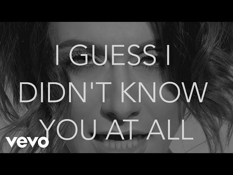 Karmin - Didn't Know You (Lyric Video)