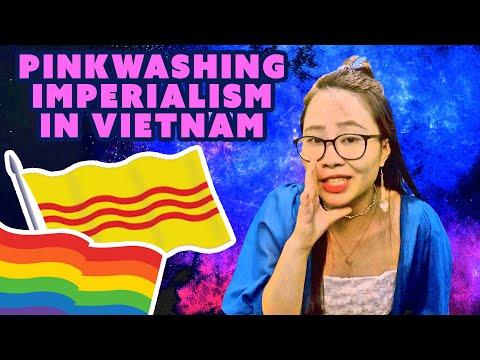 Pink-Washed Color Revolution in Vietnam