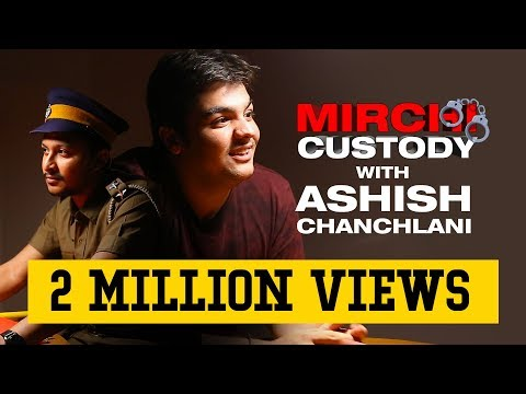 Ashish Chanchlani in Police Station   ashish chanchlani vines   Latest Controversy