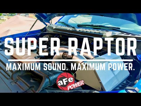 YOU NEED TO BUY THIS – UPGRADING THE RAPTOR - Stage 2 Intake Install