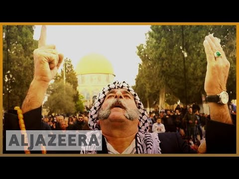 The Holy Land | Al Jazeera's news special