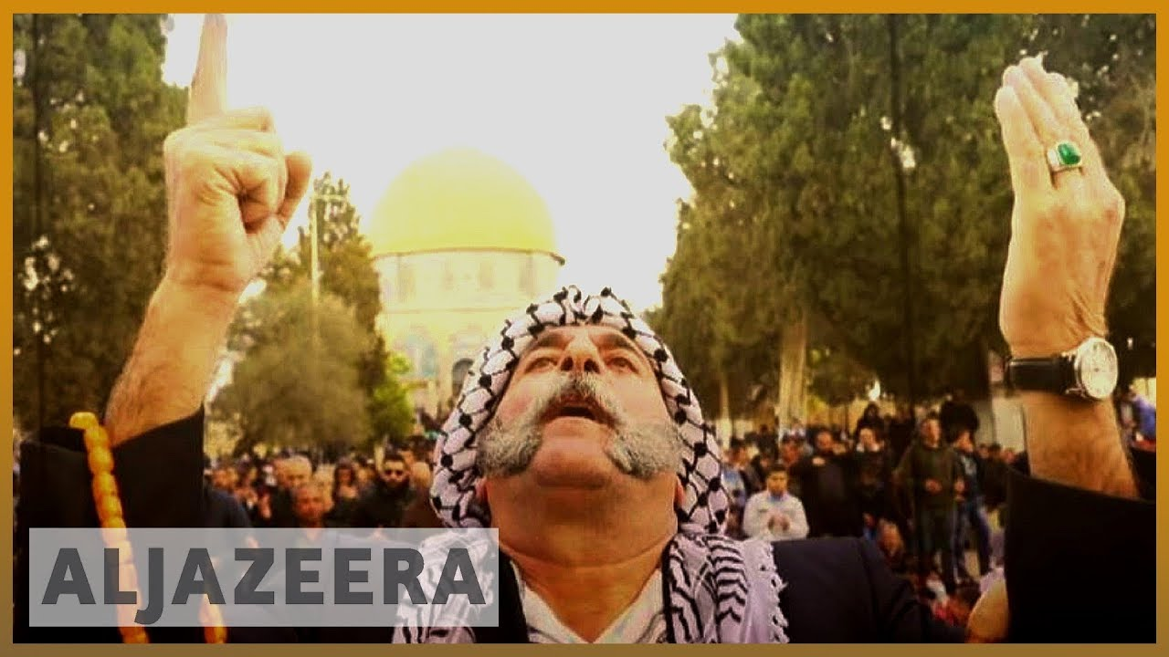 The Holy Land   Al Jazeera's news special