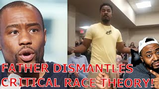 Father With Two Medical Degrees DISMANTLES Critical Race Theory TRIGGERING Marc Lamont Hill