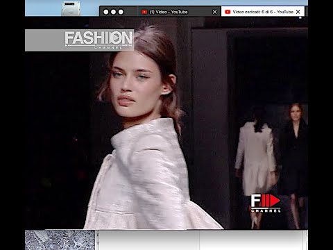 STELLA MCCARTNEY Fall 2005/2006 Paris - Fashion Channel