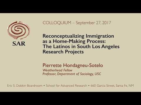 Reconceptualizing Immigration as a Home-making Process