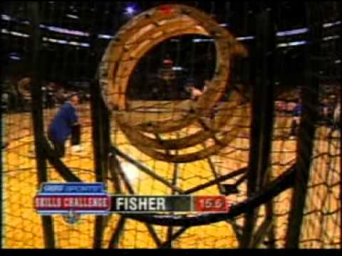 NBA All Star Weekend 2004 Skills Challenge FULL