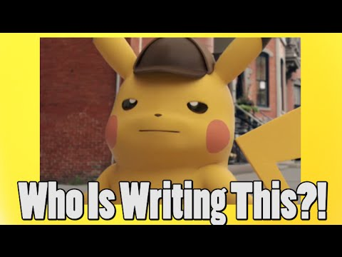 Detective Pikachu Movie Recruiting Guardians of the Galaxy Writer?!