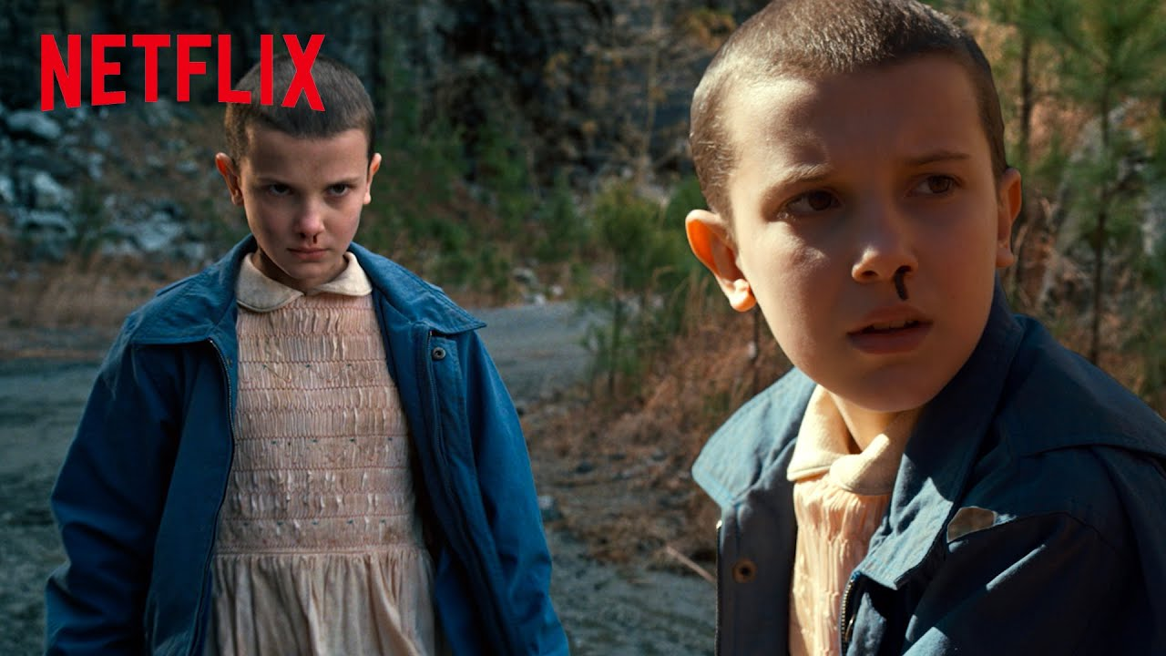Download All Eleven's Nosebleeds From S1 | Stranger Things