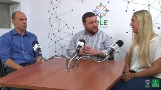 AMIGOS EM DEBATE -RODRIGO LEITE COM BRUNA FRANCO E ANTONIO MARCHIORI