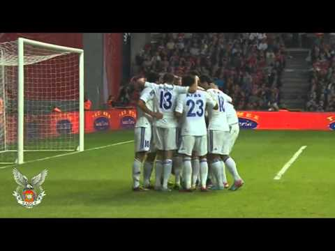 ЧМ 2014 Квалификация.Дания-Армения |Обзор матча|