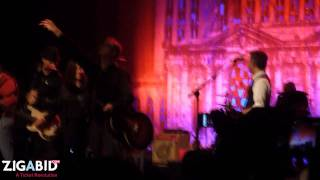 Flogging Molly performs Devil's Dance Floor LIVE at The Music Box 06.06.11 HD