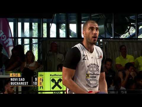 Raiffeisen Bank Bucharest Challenger: Bucharest vs. Novi Sad 21-20