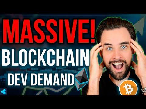 The Blockchain Job Market is EXPLODING!
