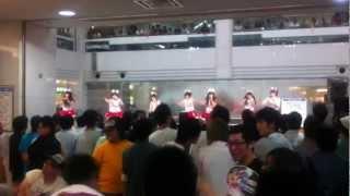 ウルトラガール|てんきゅ!|池袋サンシャイン噴水広場 【SPIRAL MUSIC...