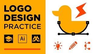 Logo Design Practice | Random Words Logo Design #1